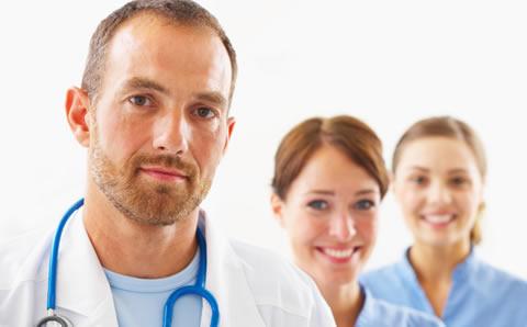 om lægeservice i Danmark